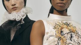 Dior Couture: макияж с показа