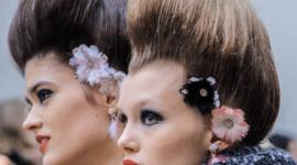 Chanel Couture возвращает в моду яркий макияж