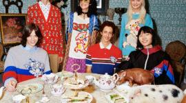 Gucci и «Три поросенка»: коллекция в честь китайского Нового года