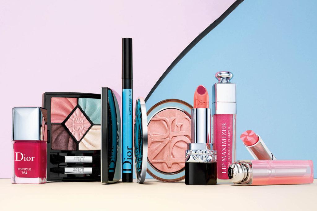 Dior Makeup, макияж