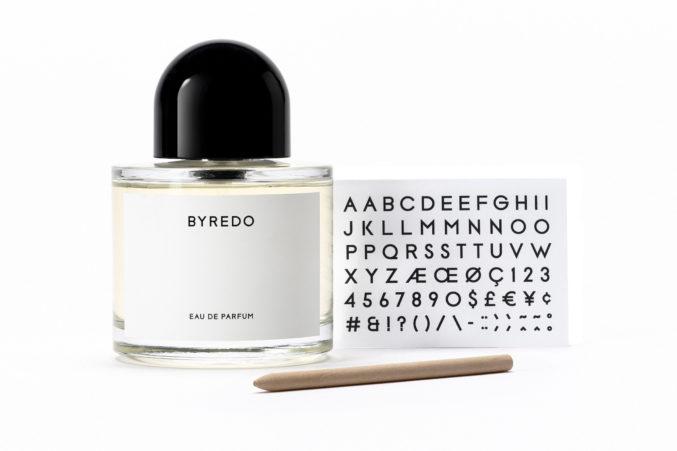 Максимально индивидуальный: Byredo выпустил новый лимитированный аромат