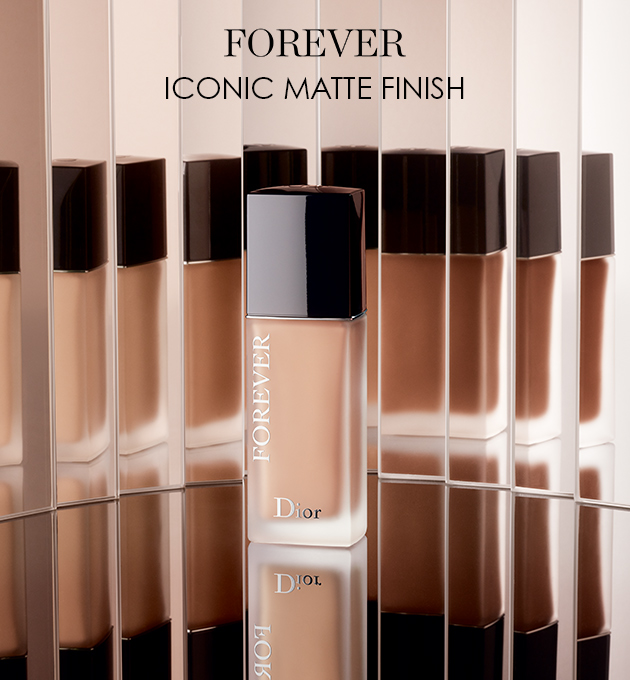Dior Forever матовый эффект