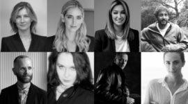 Кьяра Ферраньи, Наоми Кэмпбелл и другие члены жюри LVMH Prize