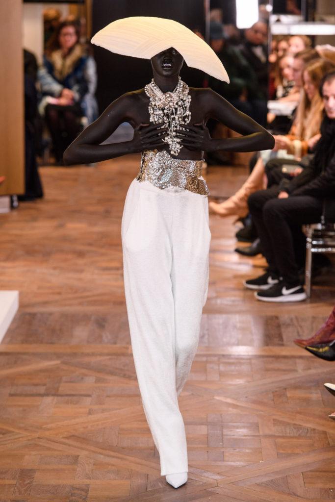 лукбук balmain couture