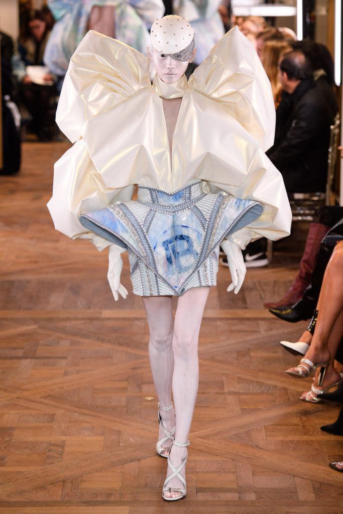 новая коллекция balmain couture