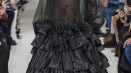 Valentino Haute Couture: вдохновение в цветах