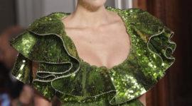 Показ Valentino Couture весна-лето 2019: таких ресниц мы не видели давно!