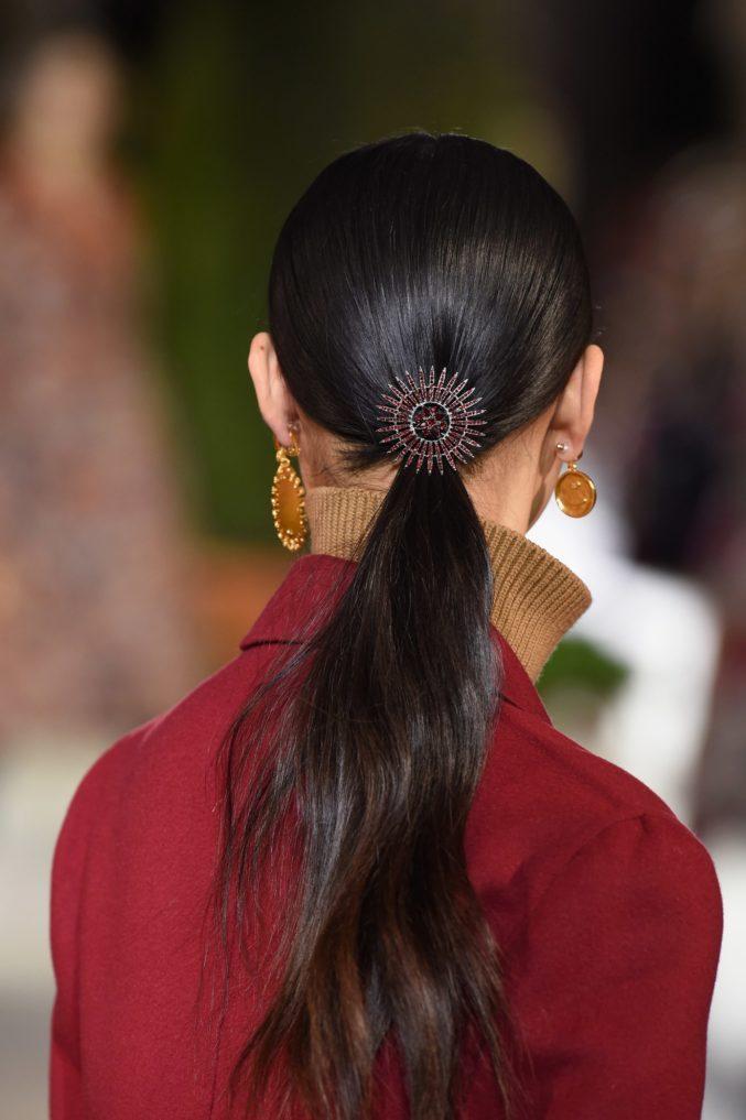 Oscar de la Renta заставит вас влюбиться в украшения для волос