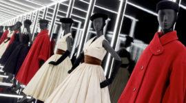 Dior в музейном пространстве: новая выставка в Лондоне