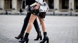Собираем базовый гардероб: обувь