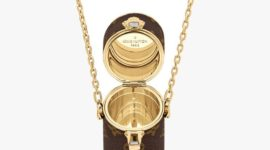 Must-have: чехол для помады от Louis Vuitton