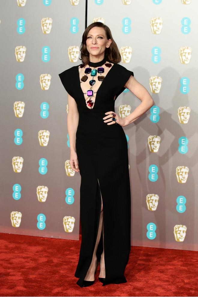 Кейт Бланшетт в платье Christopher Kane