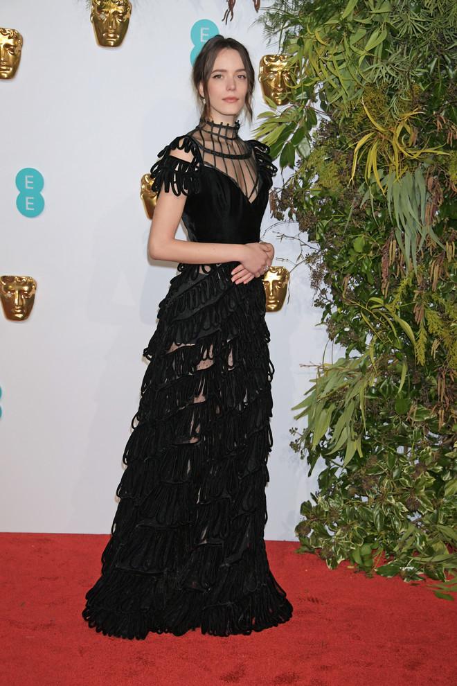 Стейси Мартин в платье Christian Dior