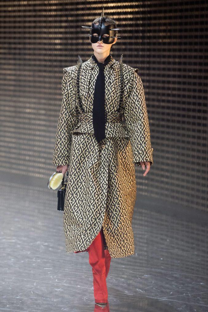 Первый день Недели моды в Милане. В центре внимания – Gucci