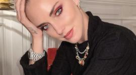 Кьяра Ферраньи запускает свой косметический бренд