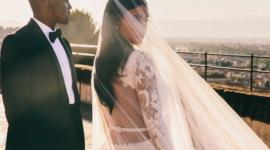 Очень романтично: Ким Кардашьян выпустит свадебную коллекцию косметики