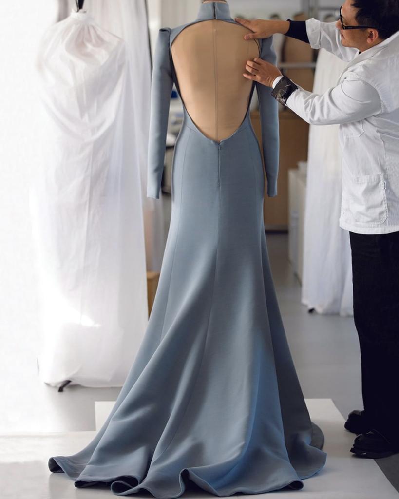 Платье Диор для Шарлиз Терон