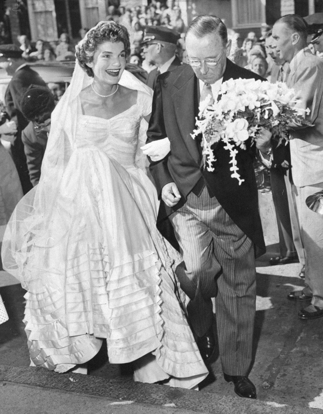 свадебное платье Кеннеди