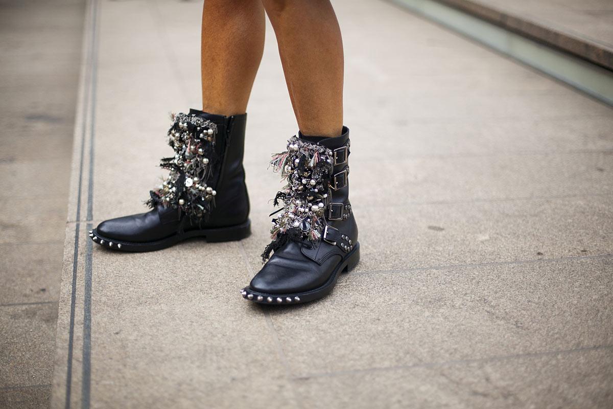 базовый обувной гардероб, ботинки