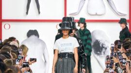 Christian Dior: новый слоган и перерождение Saddle Bag