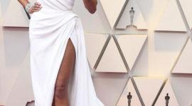 Оскароносные платья! Какие наряды выбрали звезды для красной дорожки «Оскар» 2019?