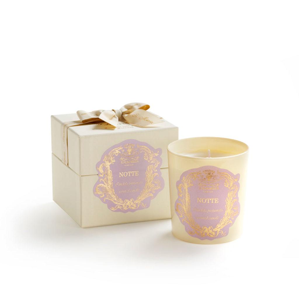 новые ароматические свечи Santa Maria Novella