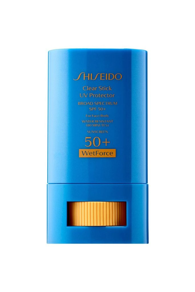 крем от солнца Shiseido