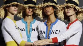 Кампания Chanel весна-лето 2019