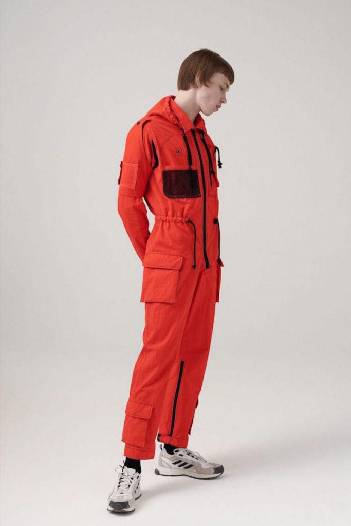 Униформа, рубчинский