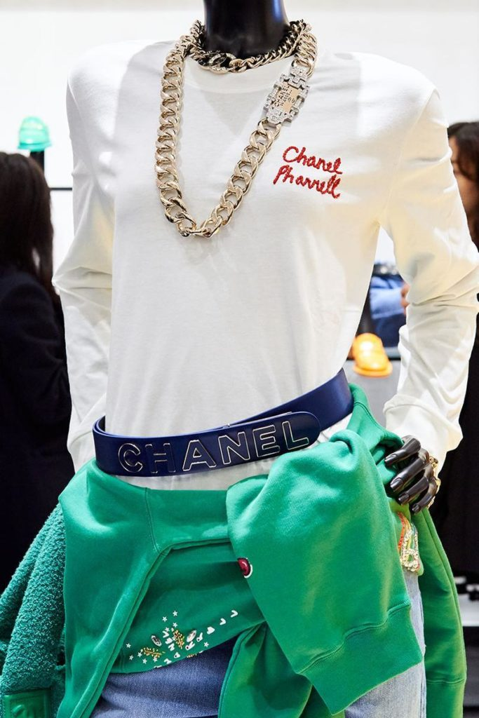 Фаррел Уильямс x Chanel