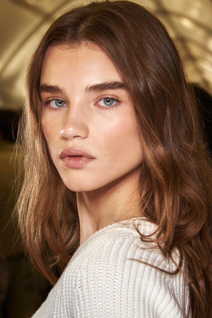 макияж с показа Isabel Marant Fall 2019