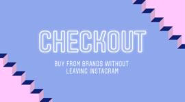 Один шаг до обновок! Теперь покупки можно совершать сразу в Instagram