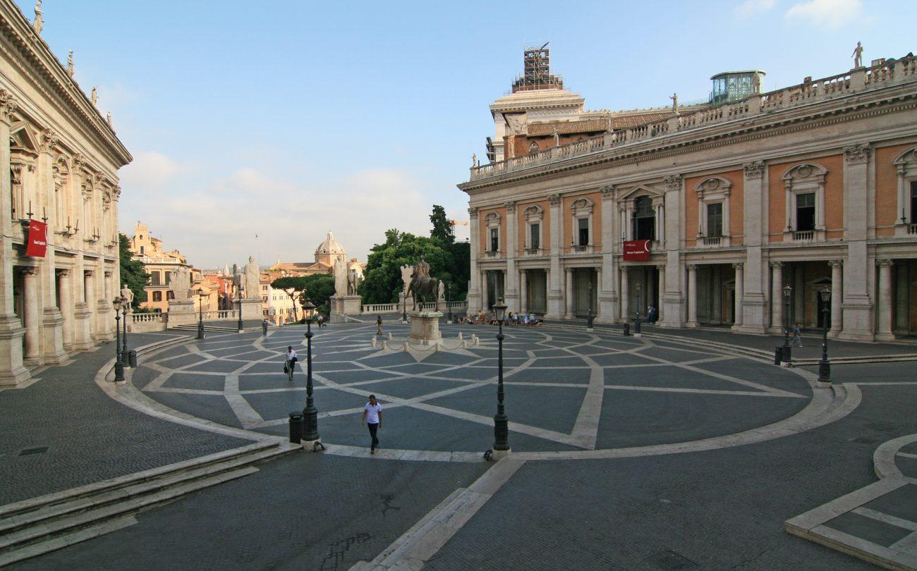 капитолийский музей, рим