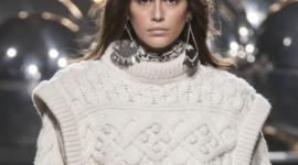 Идеальный способ носить блёстки! Всё о макияже с показа Isabel Marant Fall 2019