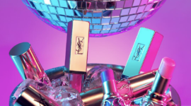 Блестящая перламутровая коллекция от YSL Beauty