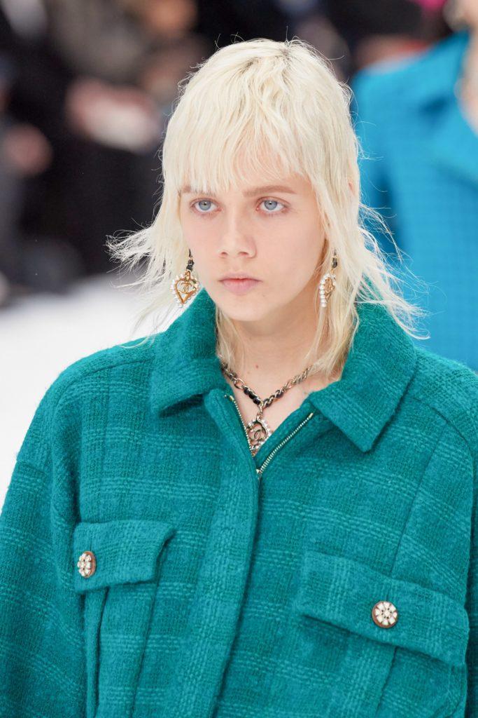 макияж с показа Chanel Fall 2019