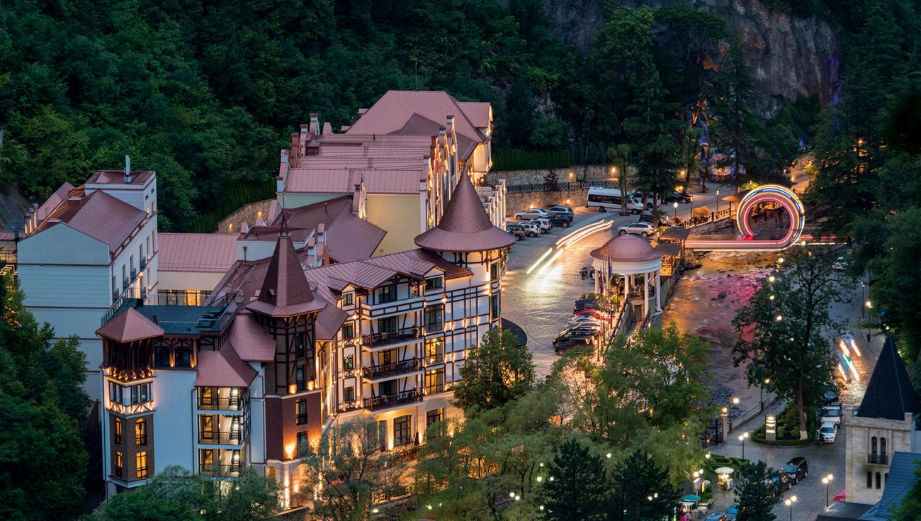 Crowne Plaza Borjomi Spa & Wellness Centre