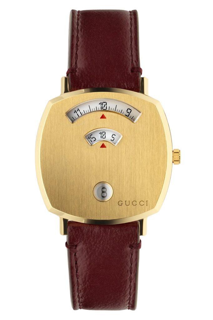 новые часы gucci