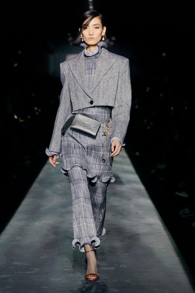 Givenchy осень-зима