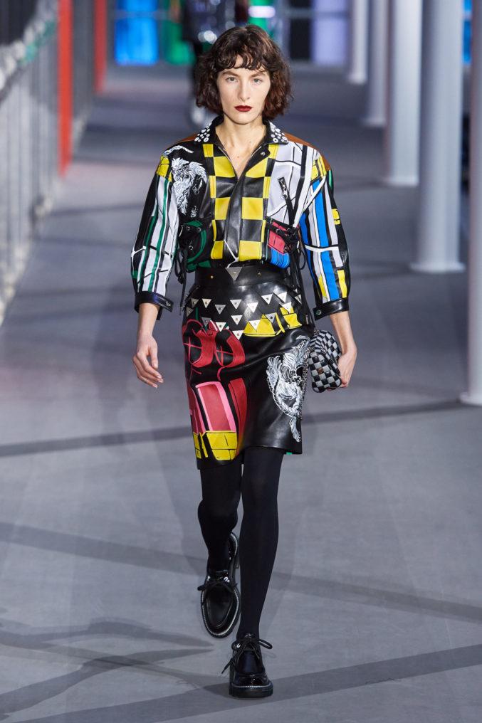 Неделя моды в Париже закончена: Louis Vuitton сыграли последний аккорд