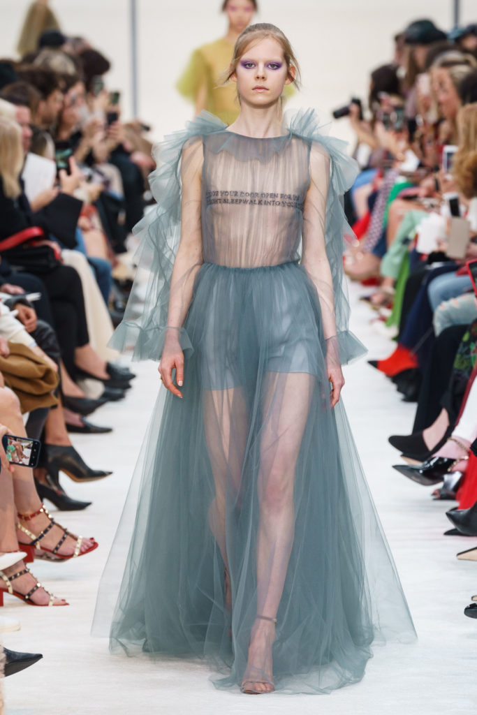 валентино платье