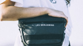 Обновления в Puma Select: новые партнерства и первая коллекция Puma x Les Benjamins