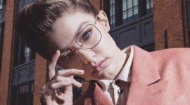 Новая коллекция Gigi Hadid x Vogue Eyewear
