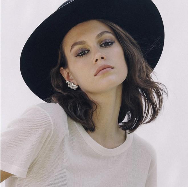 Модель Кайя Гербер, YSL Beauty