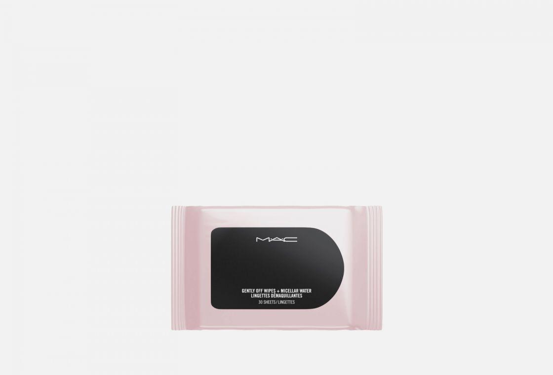 MAC, Мицеллярные салфетки для снятия макияжа
