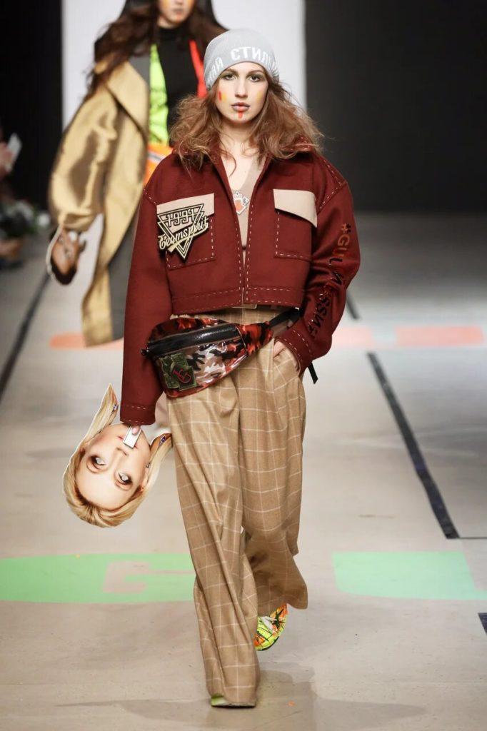 Игорь Гуляев, показ на Неделе моды в Москве