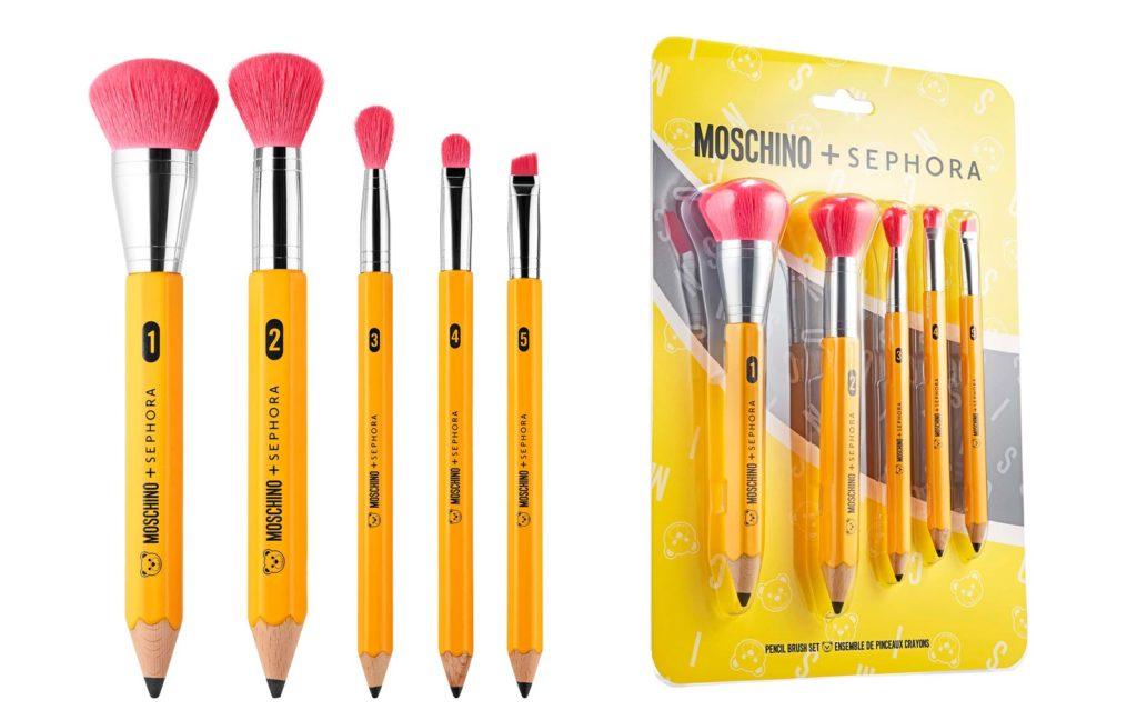 кисти для макияжа, Moschino х Sephora