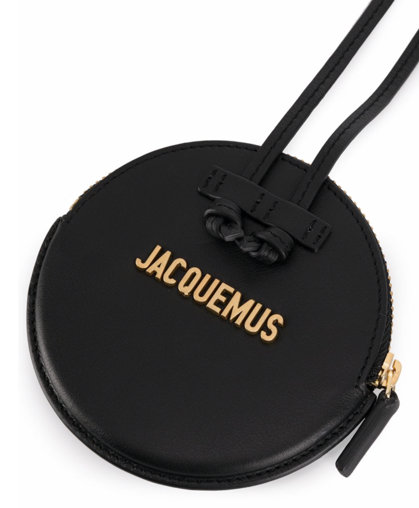 JACQUEMUS, круглая сумка