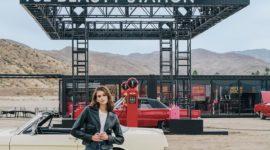 И нежная, и дерзкая: Кайя Гербер для YSL Beauté на Coachella 2019