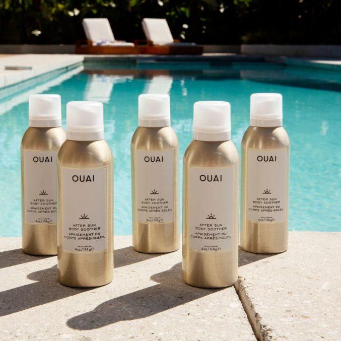 Первое средство для тела от компании OUAI